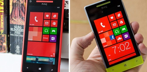 Windows Phone 8X e Windows Phone 8S