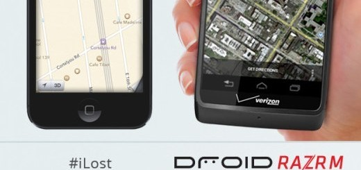 Motorola vs iPhone 5