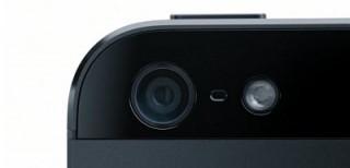 iPhone 5: fotocamera