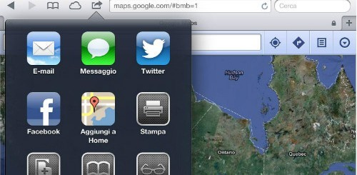 Google Maps in iOS 6