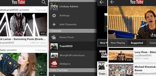 YouTube, applicazione ufficiale per iPhone