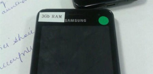 Samsung Galaxy S4 con 3 GB di RAM