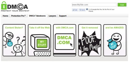 Microsoft DMCA