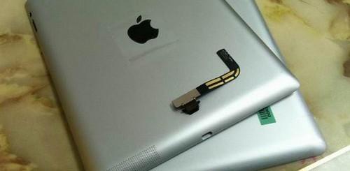 Nuovo iPad Lightning