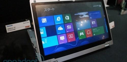 Panasonic AX Ultrabook