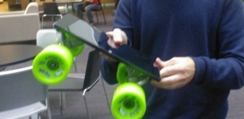 Surface skateboard