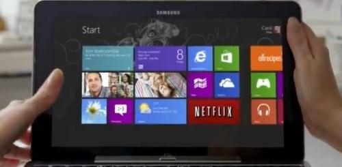 Windows 8 spot TV