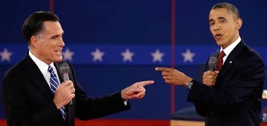 Mitt Romney, Barack Obama, Google