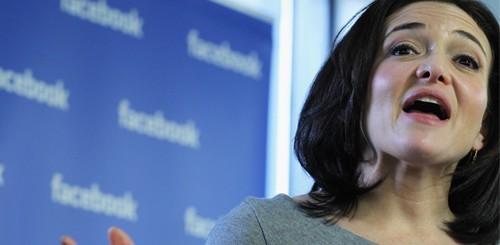 Sheryl Sandberg, COO di Facebook