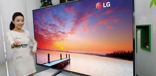 LG LM9600, TV 4K da 84 pollici