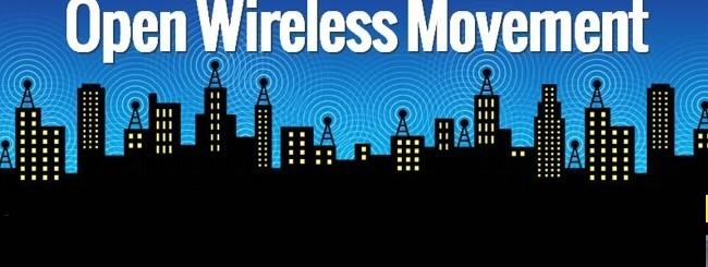 Open Wireless Movement