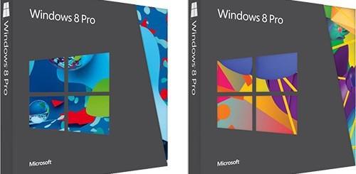 Windows 8 box art