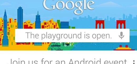 Google, invito per l'evento Android del 29 ottobre