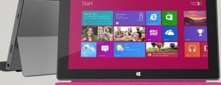 Microsoft Surface con Windows 8 Pro