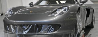 Pellicola Cam Shaft su Porsche Carrera