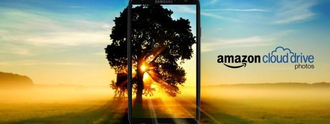 Amazon Cloud Drive Foto