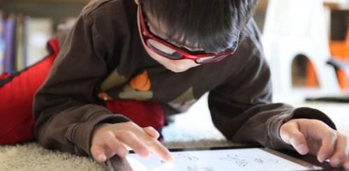 Bambini e iPad