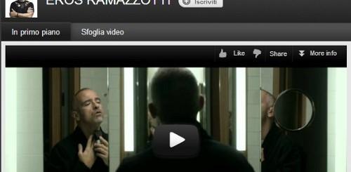 Eros Ramazzotti su YouTube