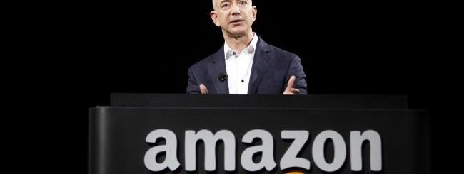 Jeff Bezos di Amazon