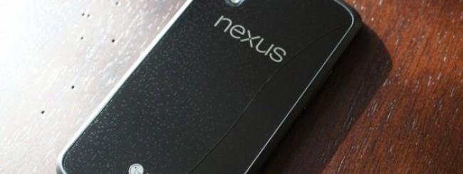 Nexus 4, vetro rotto