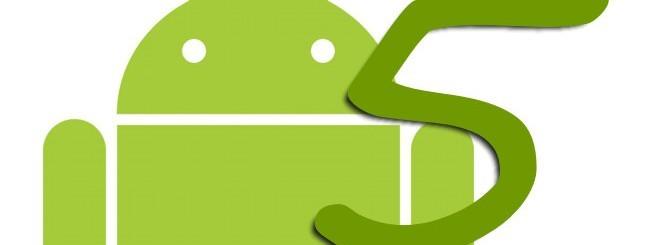 5 anni di Android