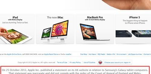 Samsung non ha copiato iPad
