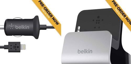 Belkin, accessori Lightning