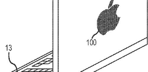 Apple, brevetto Microperforation illumination