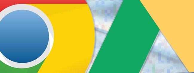 Chrome e Google Drive
