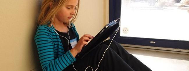 iPad Bambini