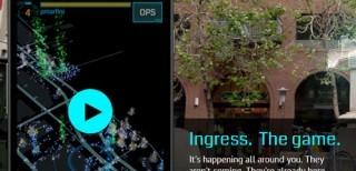 Ingress, la realtà aumentata diventa un gioco