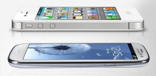 samsung galaxy s3 apple iphone 4s