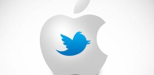 Apple e Twitter