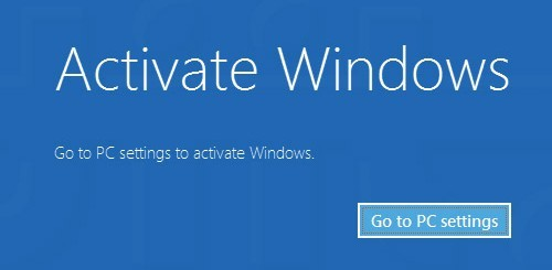 Windows 8, attivazione