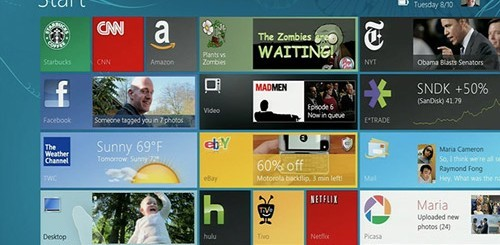 Windows 8 nel 2010