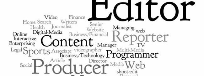 social editor