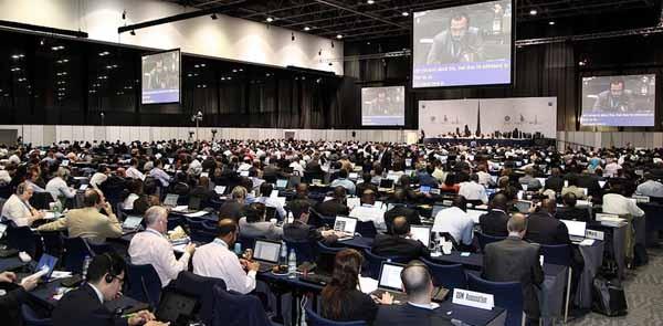 Conferenza Dubai 2012