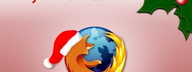 Buon Natale da Firefox