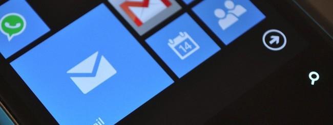 Gmail su Windows Phone 8