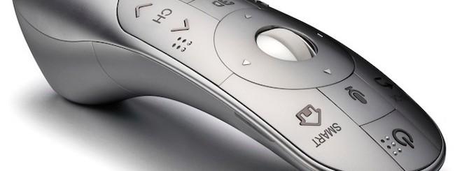 Lg magic remote telecomando gestuale per smart tv webnews for Telecomando smart tv