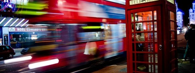 London Bus NFC