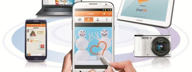 Samsung ChatON 2.0