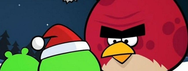 Angry Birds Seasons, livelli di Natale