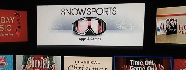 App su Apple TV