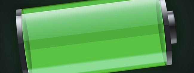 Batteria di iOS