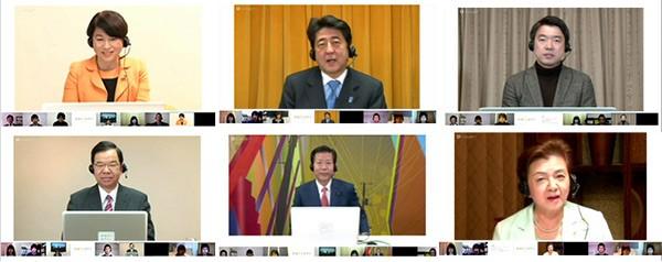 Giappone: i canditati per la guida del paese si sono confrontati con gli elettori attraverso un hangout di Google+