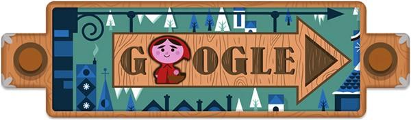 Google celebra i 200 anni delle fiabe scritte dai fratelli Grimm con un nuovo doodle interattivo