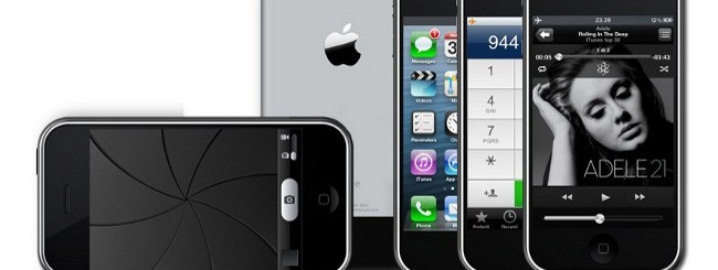 iPhone con Whited00r