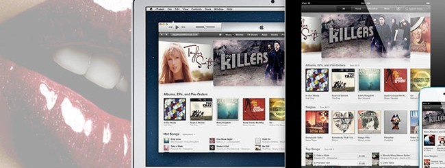 iTunes Porno