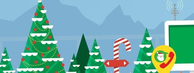 Google, Segui Babbo Natale